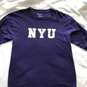 NYU Long Sleeve